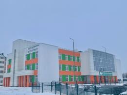"""Нацпроект """"Здравоохранение"""": в Туймазинском районе Башкортостана открылась новая детская поликлиника"""