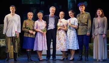 Восстановление штатного режима работы Государственного русского драматического театра Республики Мордовия