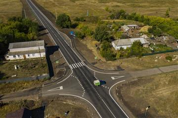 В Самарской области по нацпроекту продолжится ремонт автодороги в Борском районе