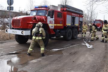 На городских канализационно-очистных сооружениях Жигулевска прошла комплексная тренировка