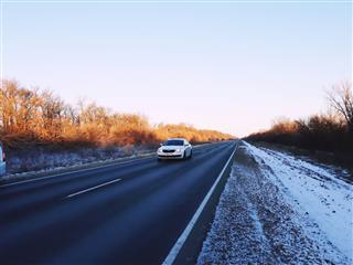 В Саратовской области отремонтировали дорогу к рабочему поселку Степное