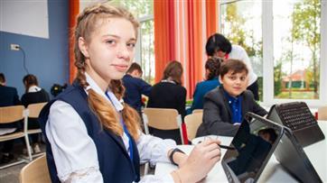 """В Елабужском районе благодаря нацпроекту """"Образование"""" технически обновят две школы"""