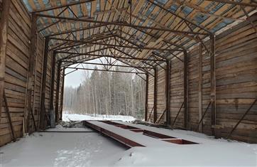 На полигоне в Чернушке Пермского края установили комплекс весового контроля