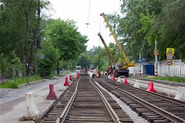 В Ульяновске идет ремонт на объектах на объектах нацпроекта