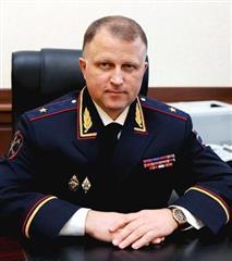 Начальник ГУЭБиПК МВД России Андрей Курносенко