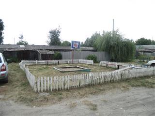 Благоустройство дворовой территории в с. Шигоны