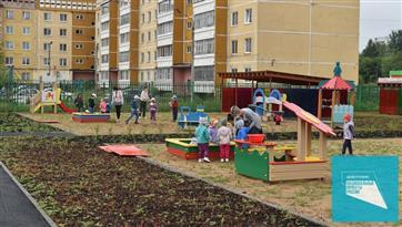 Дмитрий Махонин заявил о развитии программы строительства детских садов в Прикамье