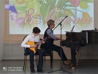 """Праздничный концерт """"Музыкальный букет"""" подготовили обучающиеся Детской школы искусств г. Белебея"""