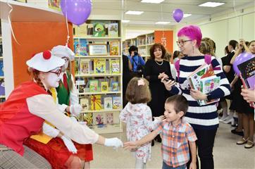 """В Сызрани открылась модельная библиотека в рамках национального проекта """"Культура"""""""
