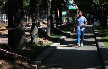 Около 600 дворов и парков благоустроят в Пермском крае в 2019 г. по нацпроекту