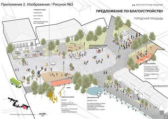 В городе Козьмодемьянске Республики Марий Эл комплексно обновят историческую часть