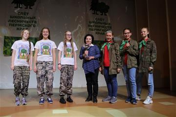 В Прикамье пройдёт 19 слет школьных лесничеств