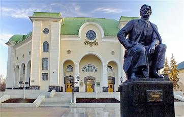 Интернет-трансляции спектаклей башкирского драмтеатра планируется организовать в этом году