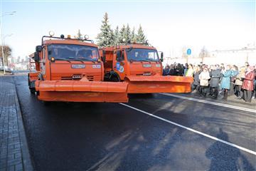 В Чебоксарах после реконструкции возобновилось автомобильное движение по бульвару Электроаппаратчиков