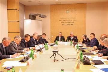В Госавтоинспекции обсудили планы по повышению безопасности дорожного движения в рамках реализации нацпроекта в 2020 году