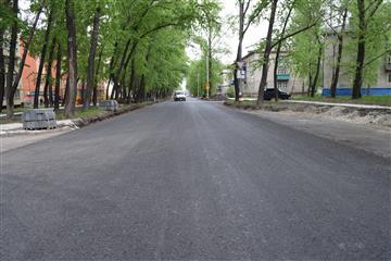 """На 12 улицах Ульяновска идёт ремонт по нацпроекту """"Безопасные качественные дороги"""""""