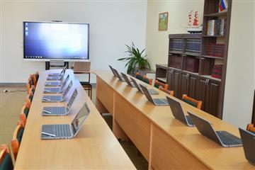 В Кировский многопрофильный техникум поступило цифровое оборудование