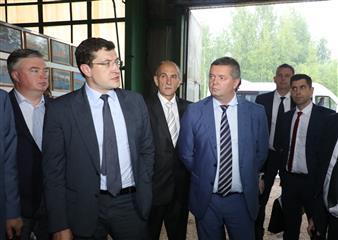 Глеб Никитин заявил о выделении почти 100 млн рублей на дополнительную поддержку бизнеса в районах области