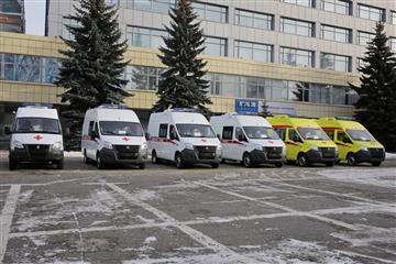 Автопарк нижегородской скорой медицинской помощи пополнился 11 машинами