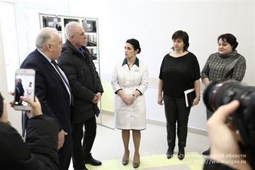 Осенью 2020 года в Ульяновской области завершится ремонт поликлиники №4 детской городской клинической больницы