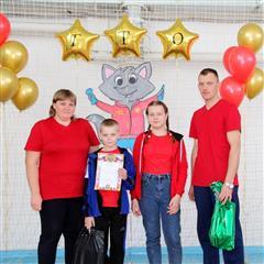В Александровском районе Оренбуржья прошел семейный фестиваль ГТО