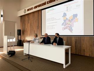 В 2020 году в Кировский клинический стоматологический центр пришли работать 17 молодых специалистов