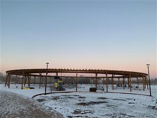 В Ишимбайском районе вновь продолжиться ремонт Набережной р. Белая