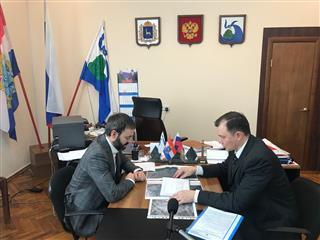 Развитие Жигулевска поддержат в Госдуме и Минприроды России