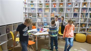 """Нацпроект """"Культура"""" подарил библиотеке имени Ямашева новое пространство для новых идей и проектов"""