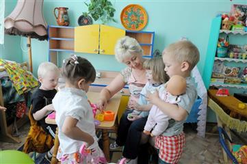 В Самарской области планируют создать 4,6 тыс. мест в яслях к 2021 году
