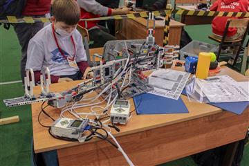 В Самаре подвели итоги фестиваля по робототехнике Кубок ROBOTIC