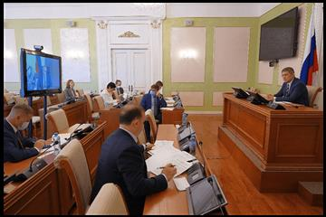 Радий Хабиров принял участие в совещании Правительства России по вопросам цифрового развития, культуры, спорта и туризма