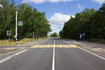 В ближайшие три года в Сенгилеевском районе Ульяновской области будет отремонтировано около 14 километров автодорог