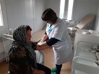 23 передвижных медицинских комплекса приобретено Нижегородским минздравом в 2019 году