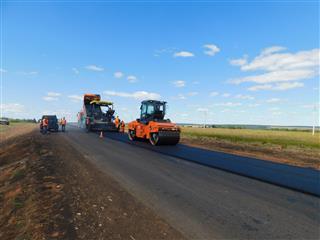 Более 4,5 млрд руб. направлено на ремонт и реконструкцию дорог в Оренбуржье по нацпроекту