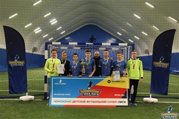 Первый в Самаре регулярный чемпионат по футболу для детей