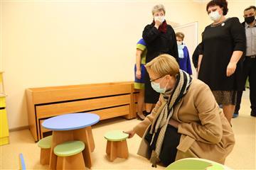 В 47 детских садах Самары откроются новые ясельные группы