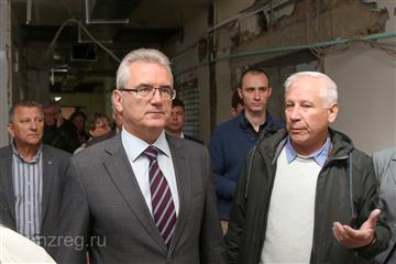 В Пензенской области продолжается строительство и капитальный ремонт детских медицинских учреждений