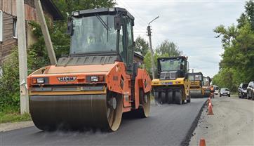 В этом году в Пермском районе по нацпроекту отремонтируют 11,3 км дорог