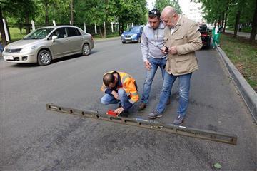 Кировские общественники оценили темп выполнения дорожных работ в рамках нацпроекта