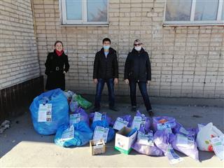 """Акция """"Вторсырье на благотворительность"""" прошла в Безенчукском районе"""