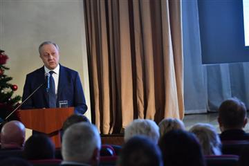 Валерий Радаев: Онкоцентр станет самым крупным строительством в отрасли здравоохранения