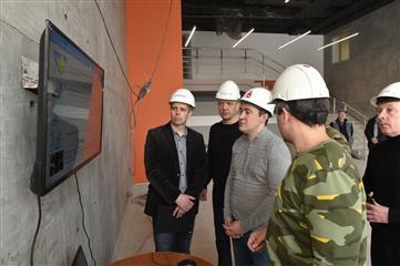 """Строительство нового корпуса """"Олимпии"""" в Перми завершится в ближайшие два месяца"""