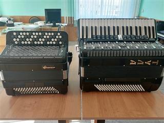 Детская школа искусств Новоузенска получила новые музыкальные инструменты