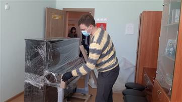 """В рамках национального проекта """"Культура"""" Верхнеуслонская школа искусств получила новые музыкальные инструменты"""