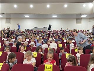 Саратовский кукольный театр провел благотворительные спектакли