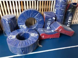 Спортивная школа олимпийского резерва по футболу и регби Республики Марий Эл приобрела спортивный инвентарь и экипировку