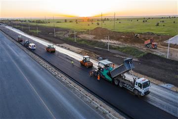 По дорожному нацпроекту завершается строительство транспортных развязок на примыканиях к Особой экономической зоне Тольятти