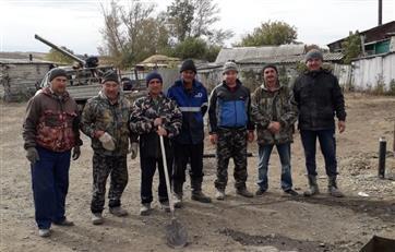 В Зилаирском районе начали работу по установке фельдшерско-акушерского пункта
