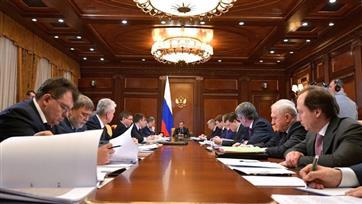 """Глеб Никитин: """"Нижегородская область ресурсно готова к реализации нацпроектов"""""""
